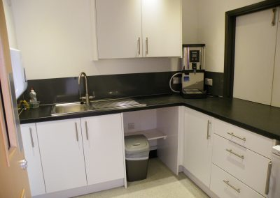 Small Hall kitchenette